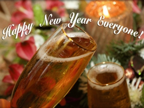 new year cheers 517982
