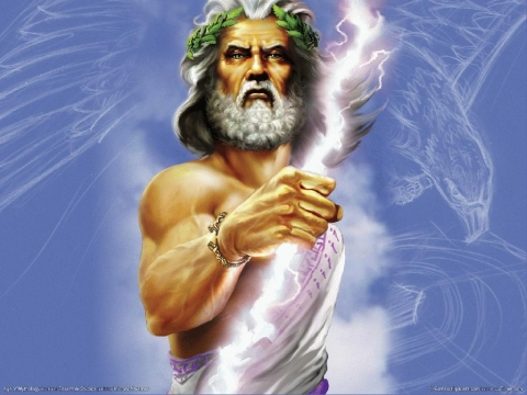 Zeus greek mythology