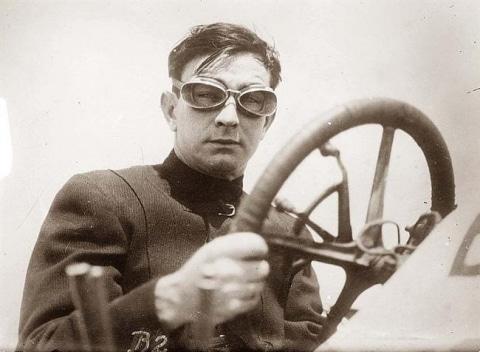 Driver Race Car