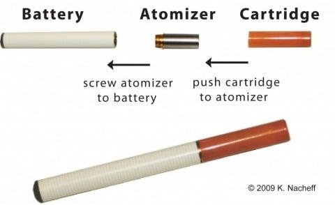 e cigarete
