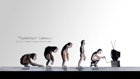gamerEvolution