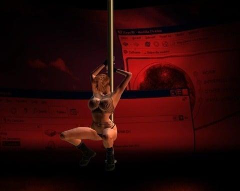 striptizs