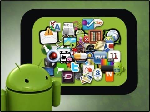 android aplikacijas