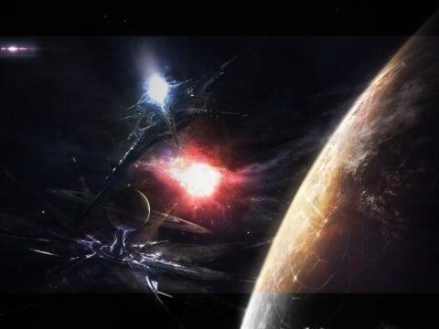 Space World Wallpaper