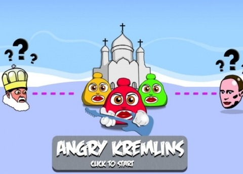 angry kremlins