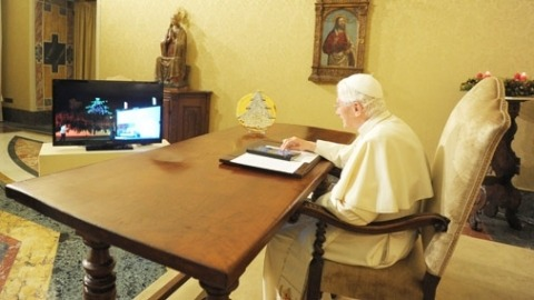 pavests benediksts xvi