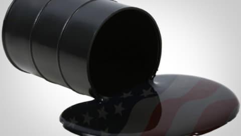 Oil barrel 1
