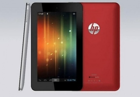 hp android