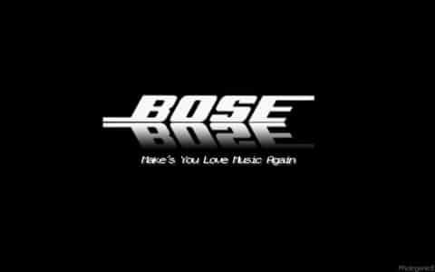 BOSE – skaņas revolūcija