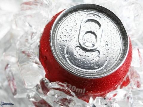 coca cola can 156655