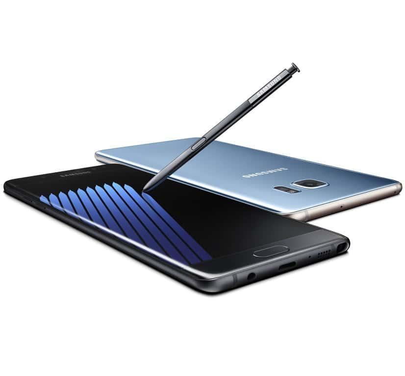 Samsung» aptur «Galaxy Note 7» ražošanu