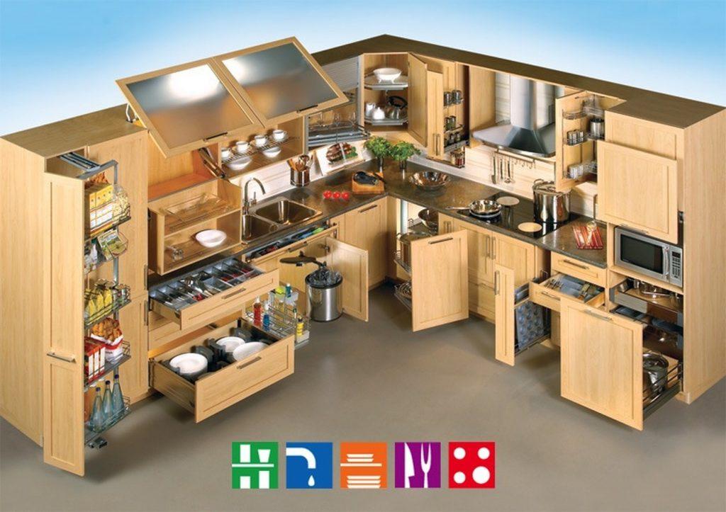 Virtuves iekārtas izvēle