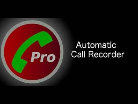 Android automātiskā zvanu ierakstīšana