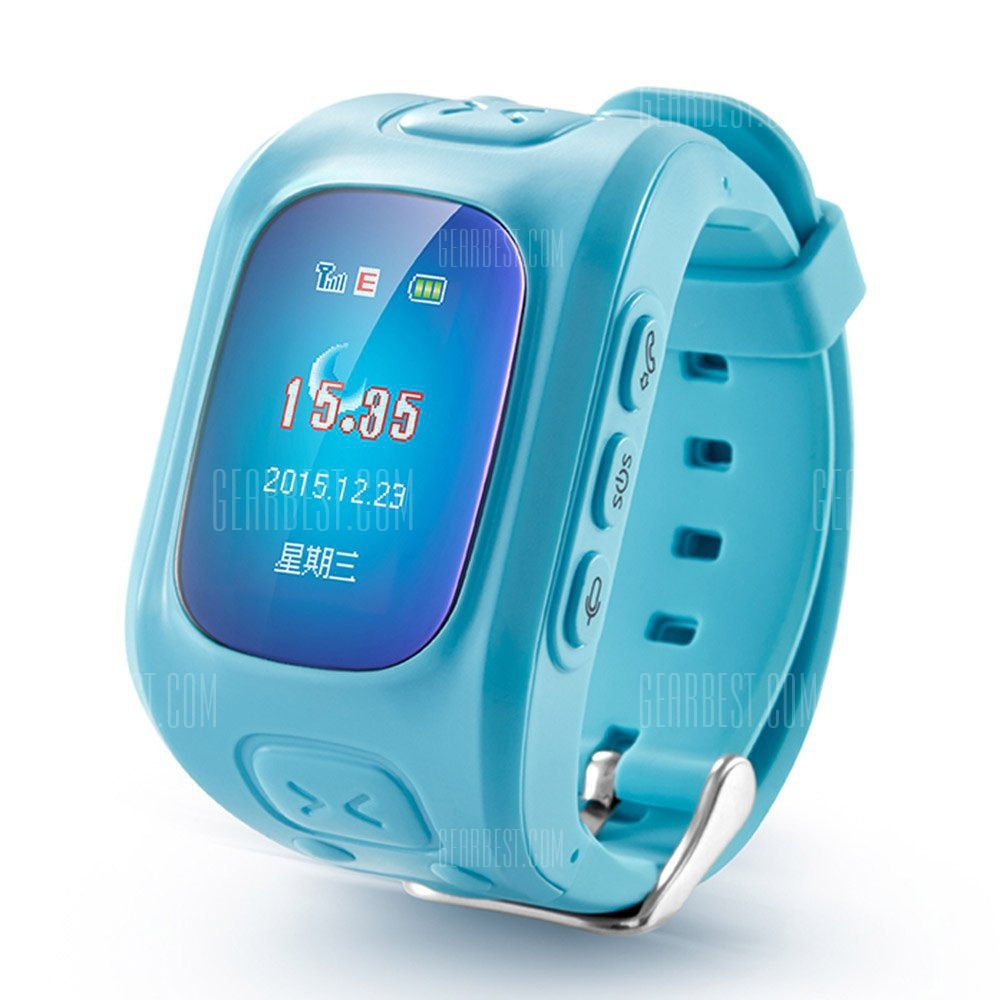 Deest D5 Kid Smartwatch Phone-media-1