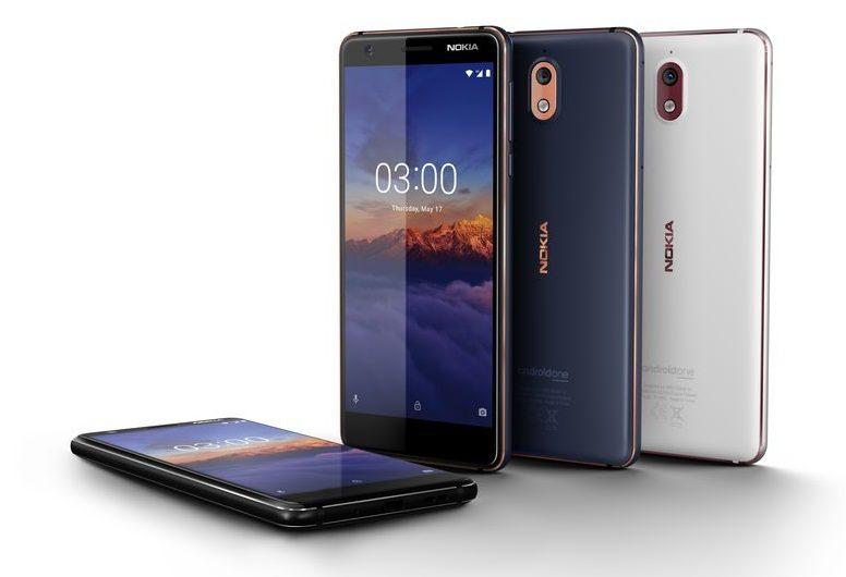 Nokia 3.1 e1