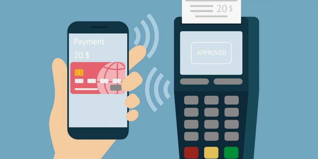 Accepting NFC mobile payments