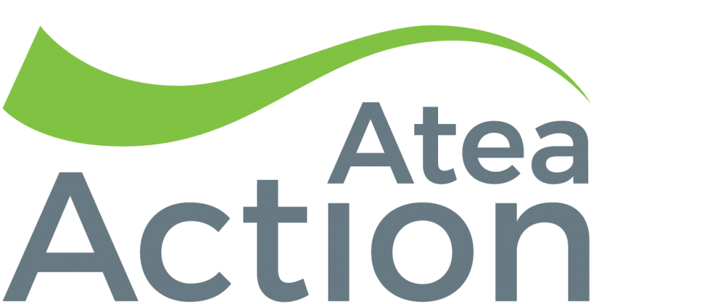 Atea Action logo