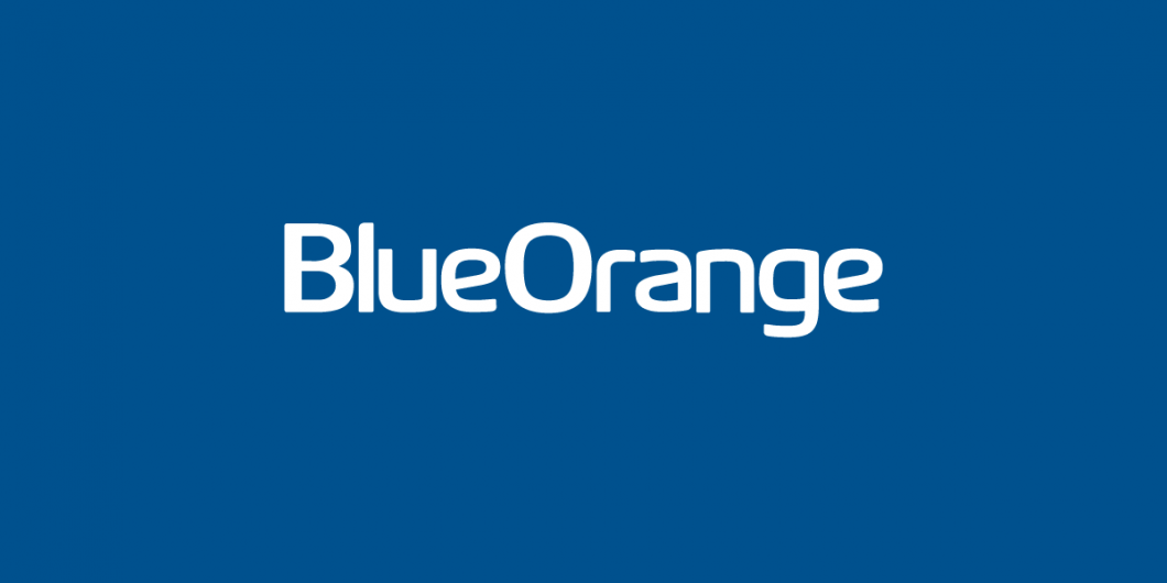 blue orange bank
