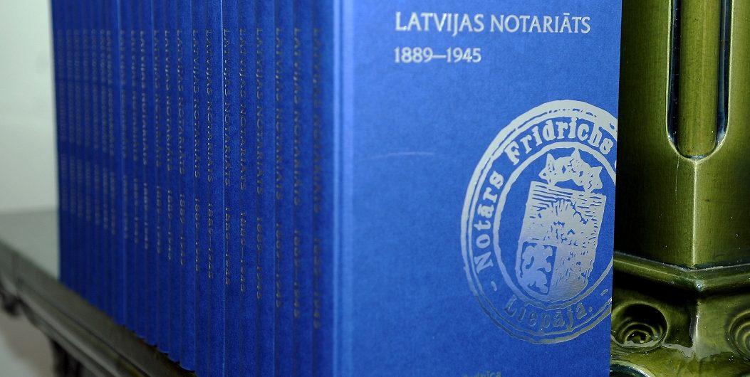 latvijas notariats