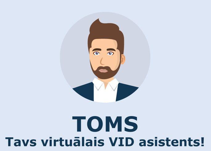 virtualais asistents toms