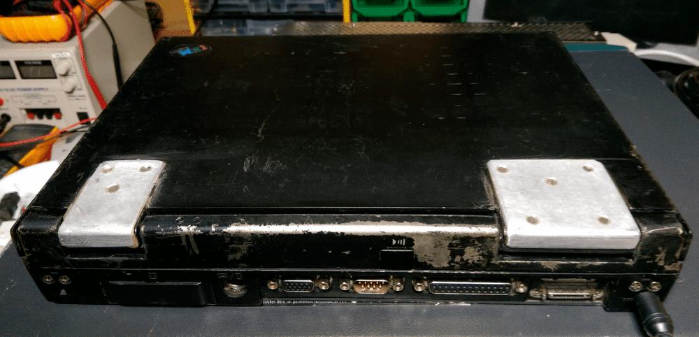 IBM Thinkpad 365XD back