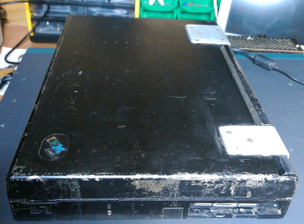 IBM Thinkpad 365XD right