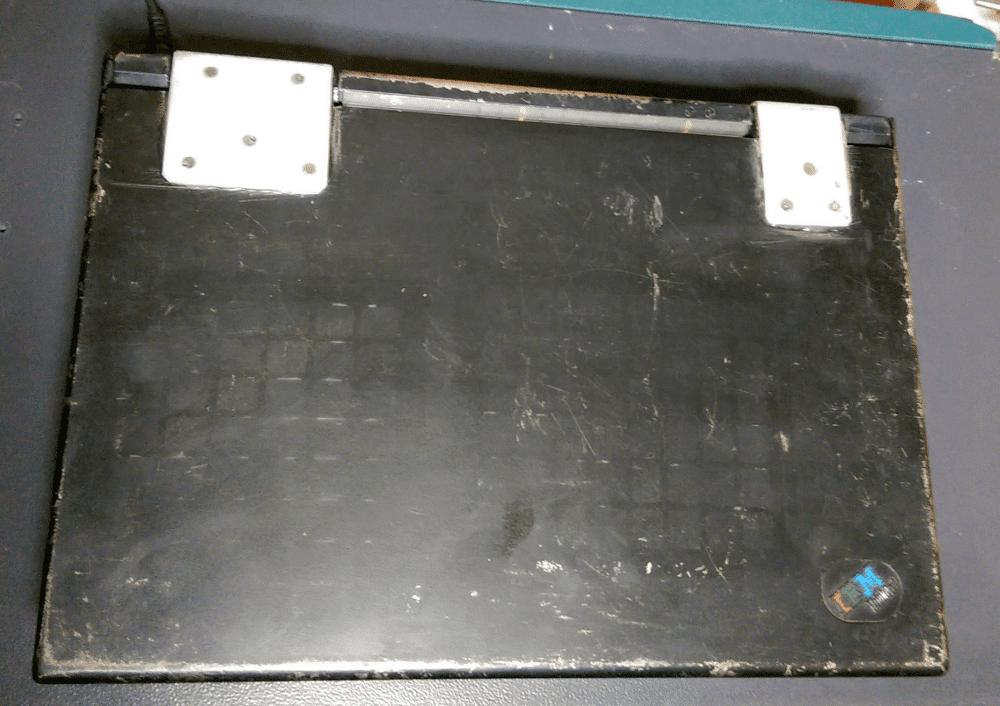 IBM Thinkpad 365XD top