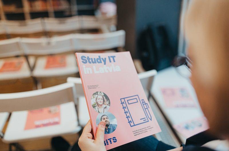 study it latvia