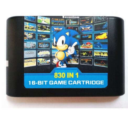 The-Ultimate-830-in-1-EDMD-Remix-Game-Cartridge-for-USA-Japanese-European-SEGA-GENESIS-MegaDrive