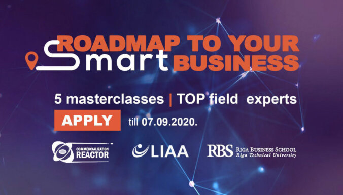 roadmap to your smart business