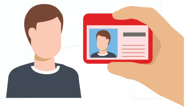 personas identifikacija