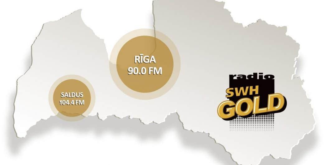 radio swh gold saldus