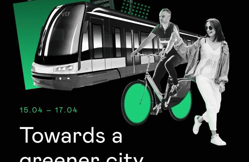 towards to greener city