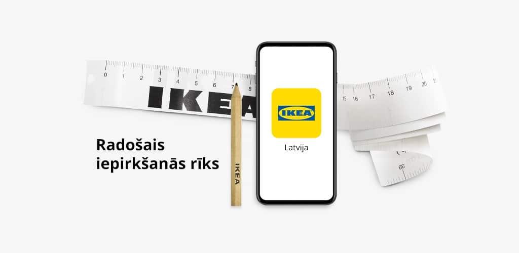 IKEA aplikacija