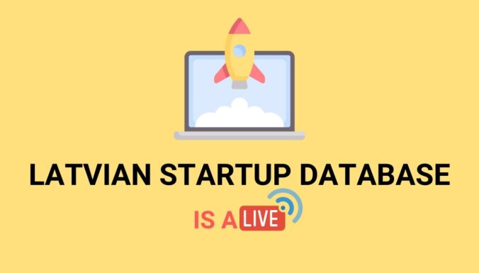 latvian startup database