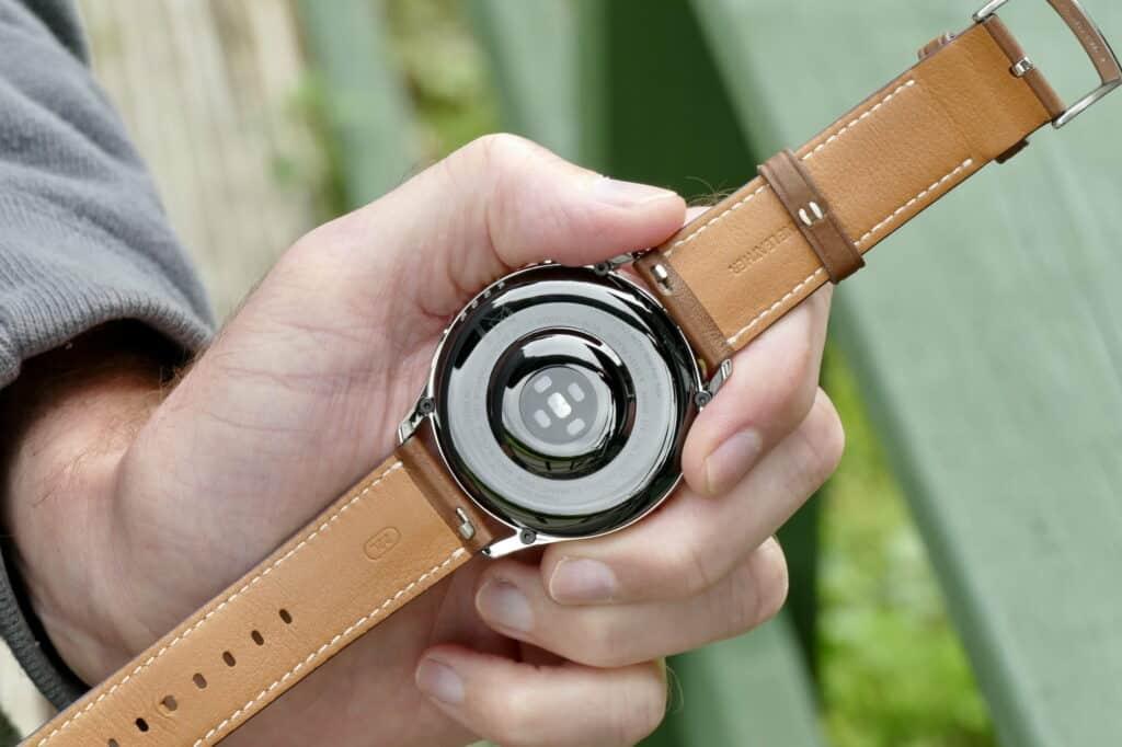 huawei watch back heart rate sensor x