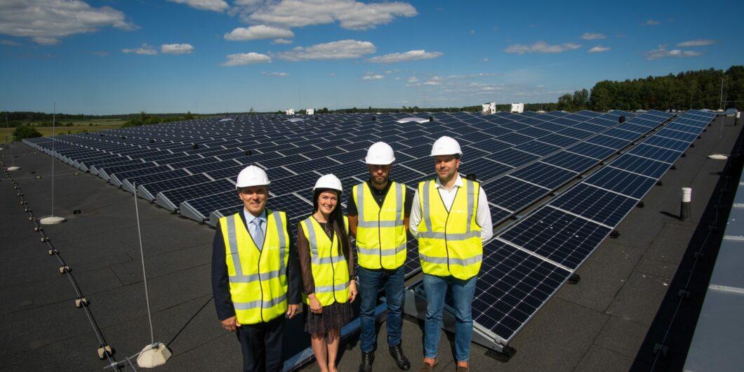 Lyngson ajpower solar park